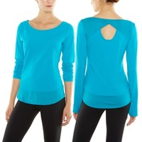lucy Women's Synergy Long Sleeve Shirt Dick's Sporting Goods