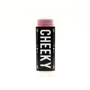 Cheeky - Natural Tinted Lip Balm