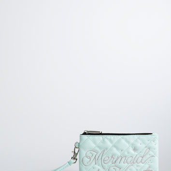 Disney Mermaid at Heart Wristlet