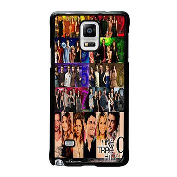 ONE TREE HILL Samsung Galaxy Note 4 Case Cover
