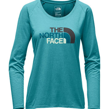 WOMEN'S LONG-SLEEVE HALF DOME SCOOP-NECK TEE | United States