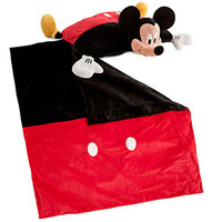 Disney Mickey Mouse - Cuddly Characters Blanket and Pillow Set | Disney Store