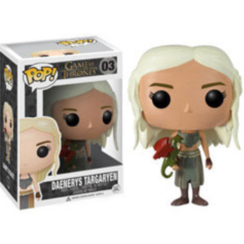 POP! GAME OF THRONES 03 - DAENERYS TARGARYEN