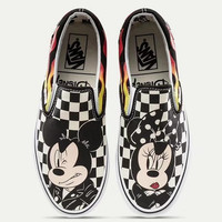 VANS Mickey SLIP-ON casual shoes