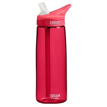 CamelBak - eddy .75L - Strawberry - $15.00 - CamelBak - The Beadcage - Jewelry & Gift