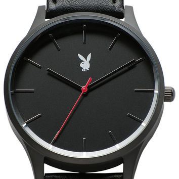 Rabbit Head Leather Watch