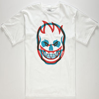 Spitfire Ride Or Die Mens T-Shirt White  In Sizes