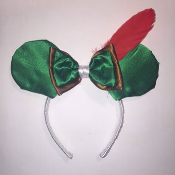 Peter Pan Mickey Mouse Ears