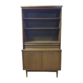 Pre-owned Mid-Century Bassett Co. Hutch