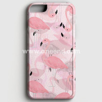 Pink Flamingos iPhone 7 Case | Aneend
