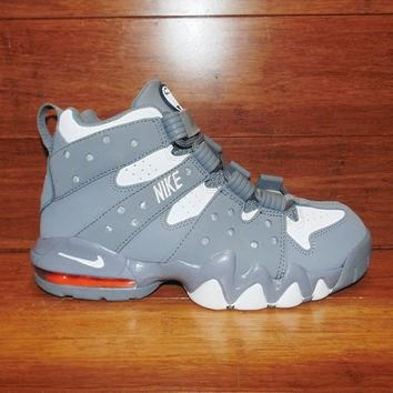 Nike- Air Max CB '94 GS Grey/Wte