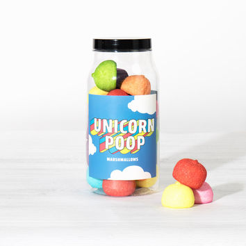 Unicorn Poop Marshmallows | FIREBOX\u00ae