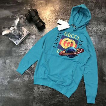 PEAPON Gucci Grey Hot Hoodie Cute Sweater