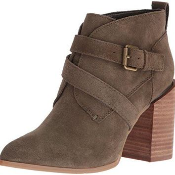 Women's Kelela Suede Boot Nine West