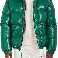 Moncler Oversized Tech-Taffeta Puffer Coat