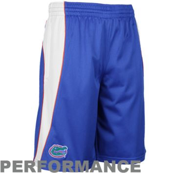 Nike Florida Gators Royal Blue Replica Lacrosse Performance Shorts