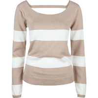 FULL TILT Open Back Womens Sweater 203210412 | Sweaters & Cardigans | Tillys.com