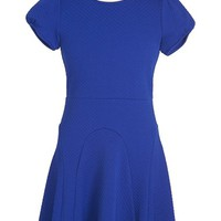 Soprano Knit Skater Dress