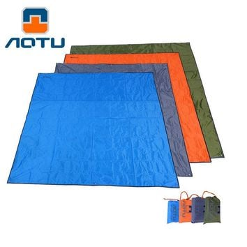 Tent Tarp Waterproof Oxford Cloth High Quality 210D Oxford Material Camping Picnic Beach Tent Roof Tarp