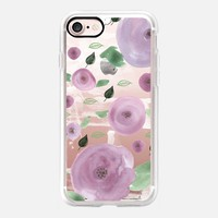 Watercolor Floral - 4 iPhone 7 Capa by Li Zamperini Art | Casetify