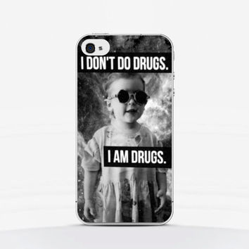 Phone Case Hipster Drugs - iPhone, Samsung Galaxy, Sony Xperia