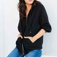 Out From Under Cozy Oversized Zip-Up Sweatshirt - Urban Outfitters