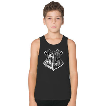 Harry Potter Hogwarts Kids Tank Top