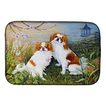 Japanese Chin Wasabi and Ginger Dish Drying Mat MH1061DDM
