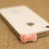 Cartoon Style Dustproof 3.5mm Earphone Plug for Cellphone  from 1Point99.com