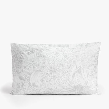 SHINY FLORAL PRINT PILLOWCASE - PILLOWCASES - BEDROOM | Zara Home United States of America