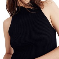 Madewell Mock Neck Sweater Tank | Nordstrom