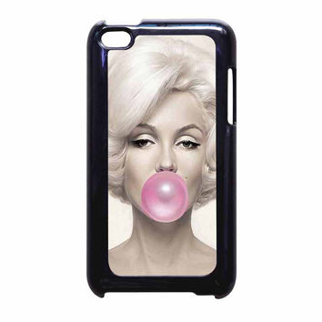 Marilyn Monroe Bubble Gum iPod Touch 4th Generation Case