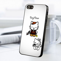 Hello Kitty Daryl Dixon iPhone 5 Or 5S Case