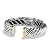 Waverly Bracelet with Gold - David Yurman