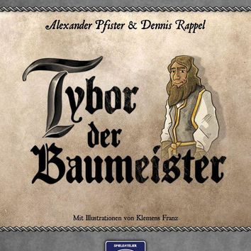 Oh My Goods: Tybor the Builder Expansion