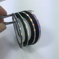 [new product] Holo film striping tapes