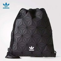 Adidas 3D diamond Shoulder Bag Drawstring