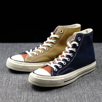 Best Deal Online Converse Chuck Taylor ALL STAR 1970s High Top Canvas Flats Sneakers Sport Shoes