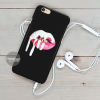 Lips - Kylie Jenner  iPhone Case Cover Series