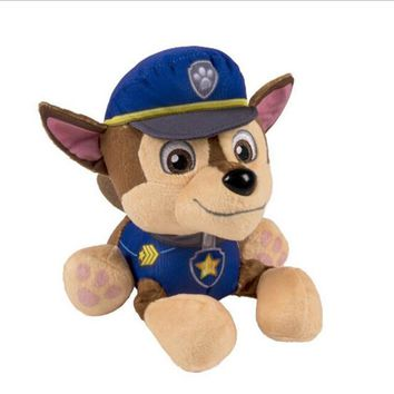 High quality Shepherd Super agent Chase Toy doll dog Plush toys for baby 20cm Soft bauble birthday present&children's gift