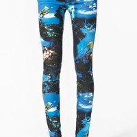 Mermaid Skinny Jeans