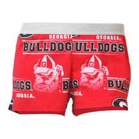University of Georgia Fusion Knit Shorts