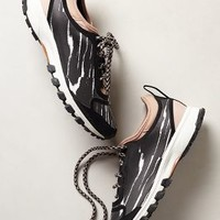 Adidas By Stella McCartney Adizero 2.0 Sneakers Black Motif