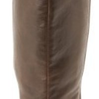 Skechers Women's Navajos Structure Riding Boot,Chocolate,9 M US