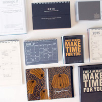 Mark's 2015-2016 Dated Planners