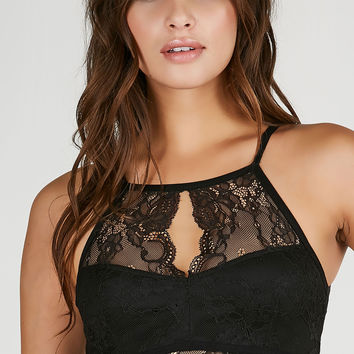 In Private Lace Bralette