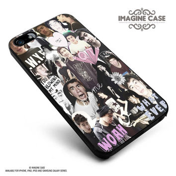 Calum Hood Collage case cover for iphone, ipod, ipad and galaxy series