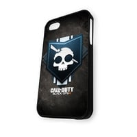 Call of Duty Black OPS II Logo iPhone 5C Case