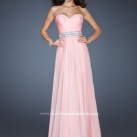 La Femme Dress 18471 at Peaches Boutique