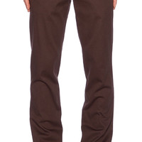Huf Fulton Chino in Brown